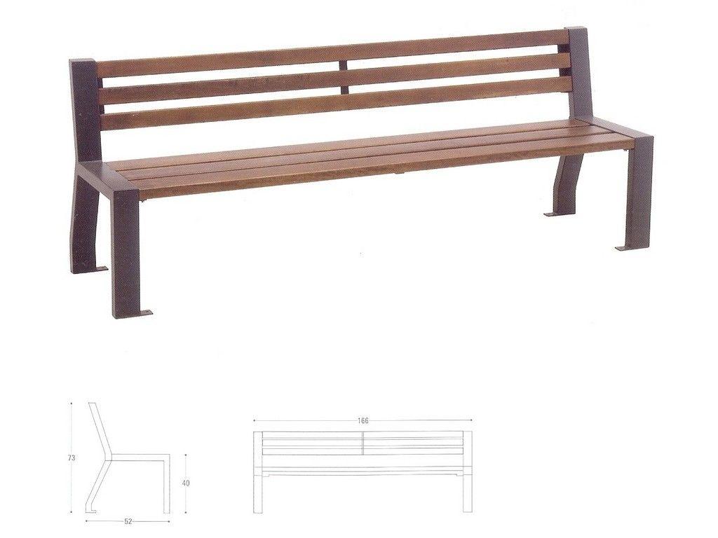 In ghisa sferoidale in ghisa sferoidale for Arredo urbano legno